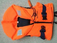 Marinepool Children life jacket - excellent condition