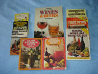 FOR SALE - Wine/Beer Making Books