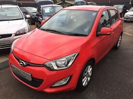 2014/64 HYUNDAI I20 1.2 ACTIVE,5 DOOR,ONLY 24000 MILES,1 OWNER,UNDER MANUFACTURES WARRANTY,STUNNING