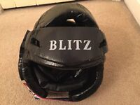 Children's Blitz head guard, medium size (age 8-12)