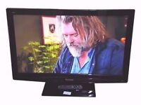 "PANASONIC 42"" PLASMA TV WITH REMOTE CONTROL"