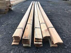 "3"" Pine Skirting 4"" Pine Timber T&G 6"" Wood Shiplap Cladding (downgrade)"