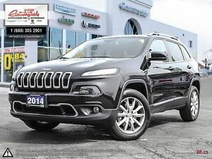 2014 Jeep Cherokee Limited