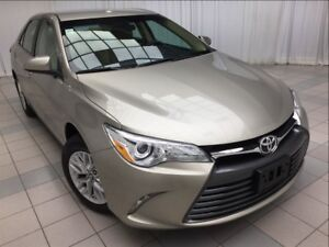 2017 Toyota Camry LE: Bluetooth, Reverse Camera.