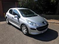 Peugeot 207 1.4 Urban 12 months mot