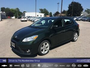 2011 Toyota Matrix Base | NO ACCIDENTS | SPORT PACKAGE |