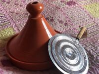 Tagine with diffuser