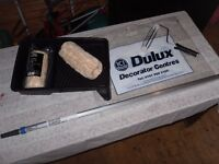 dulux exterior paint roller and accessories
