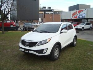 2011 Kia Sportage EX ~ AWD ~ BLUETOOTH ~ HEATED SEATS ~