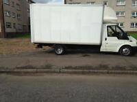 Man and van removals 24/7same day service