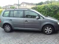 VW touran 1.9 tdi 105 bhp