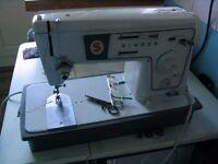 Singer stylist sewing machine zig-zag model 466