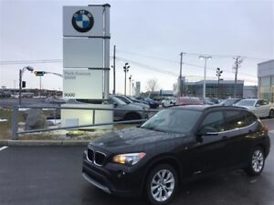 2014 BMW X1 JANTES 17'' / TOIT PANO / VOLANT CHAUFFANT