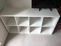 Bookcase Kallax Ikea