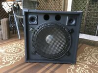 PA/Bass speaker for sale
