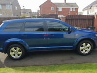Dodge Journey SXT ORD, 2L, 7 seater, Immacualte