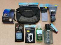 Travel Backpackers accessories