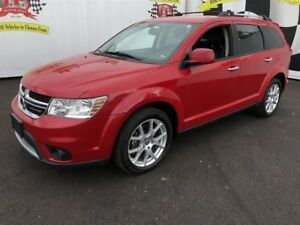 2015 Dodge Journey R/T, Automatic, Leather, Heated Seats, AWD