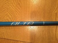 Ping G driver shaft stiff as new (shaft only)