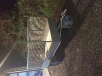8x4 trailer £540