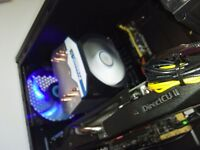 Ultra Settings Quad Core A10 Gaming PC 280x & SSD
