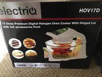 Halogen oven/cooker