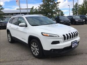 2017 Jeep Cherokee *NORTH*COLD WEATHER GROUP