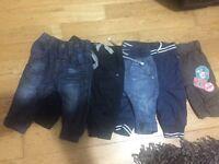 Boys bundle clothes 3-6 months 0-3 months
