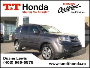 2014 Honda Pilot EX-L* Local Trade, No Accidents, New Tires*