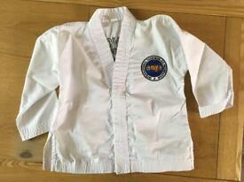 Elite Taekwon-do uniform