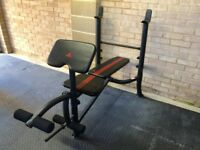 Adidas Weight bench