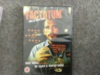 Factotum DVD - unopened - bargain at only £1