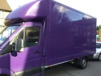 MAN AND VAN HOUSE REMOVAL SERVICE RUBBISH CLEARANCE DELIVERY WASTE COLLECTION CHEAPEST