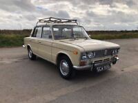 Lada 1500 1.5 DL 5dr£3,795 p/x welcome CLASSIC RUSSIAN CAR!!!
