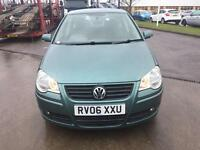 VOLKSWAGEN POLO 1.4 MANUAL DIESEL TDI