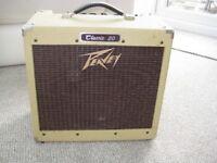 Peavey Classic 20 (Tweed) Vintage Valved Guitar Amp