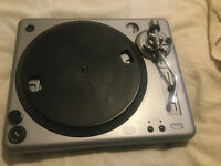 Bush DJ/hi-fi turntable