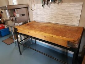 Butchers Block 5ft x 2ft