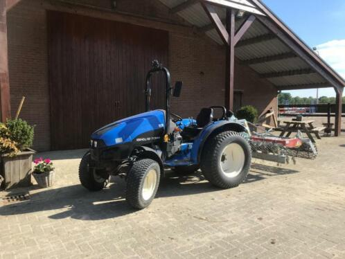 New holland Boomer t3030 t3020 t3010 Tce