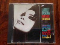 Janet Jackson-Control-The Remixes CD 1987