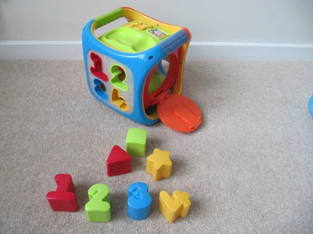 Early Learning Centre toddler toy Activity Educational ...