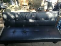 Click Clack Sofa Bed (6 months old) £50 ono