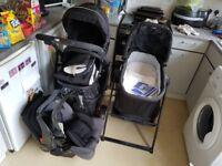 Graco Evo XT Travel System
