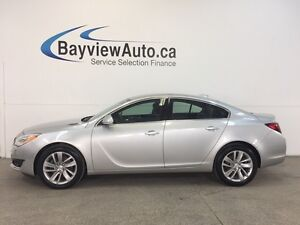 2015 Buick REGAL - TURBO! HEATED LEATHER! REVERSE CAM! ON STAR!
