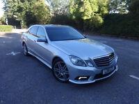 Mercedes-Benz E Class E350 Cdi Blueefficiency Sport Saloon Auto Diesel 0% FINANCE AVAILABLE