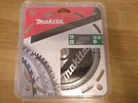 Makita B-09612 190x20mm Specialized Blade for Aluminium Cutting