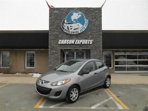 2013 Mazda MAZDA2 GX! FINANCING AVAILABLE!