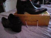 Collezione italiana boots size 10