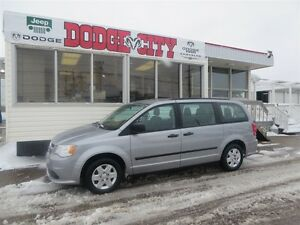 2013 Dodge Grand Caravan Canada Value Package