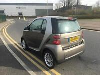2009 (59) Smart Fortwo passion MHD petrol